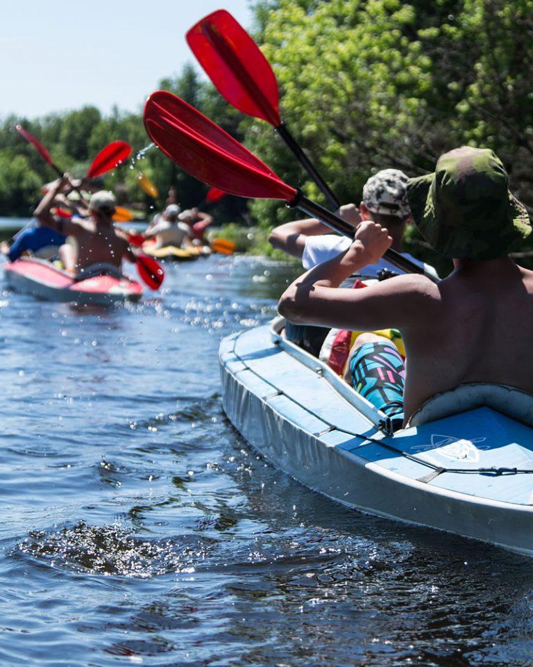 Kayak Green Village Posada